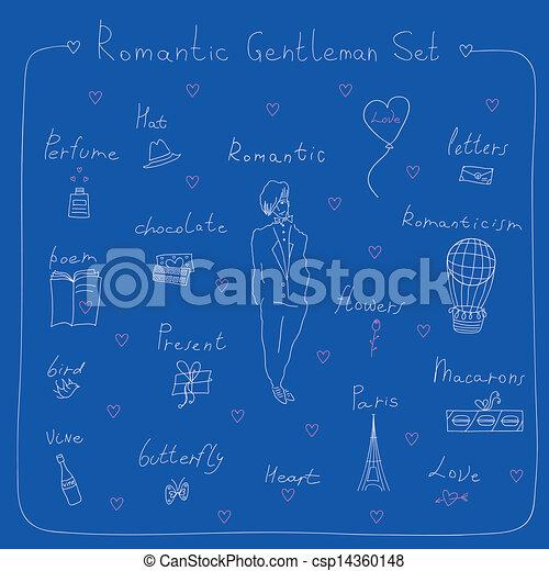 gentleman set - csp14360148