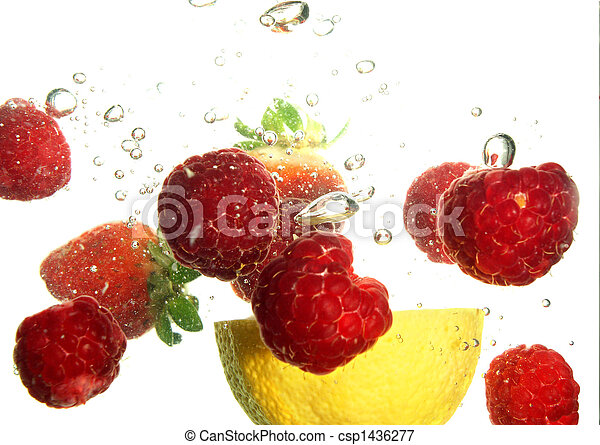 Fruit refreshing - csp1436277