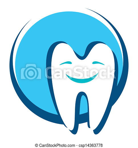 Dental icon  - csp14363778