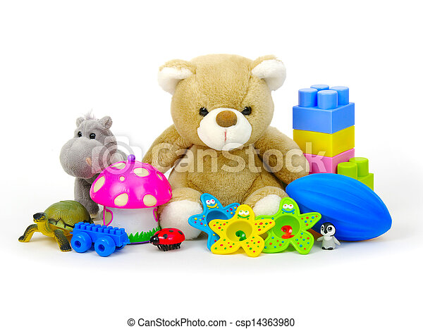 Spielzeuge - csp14363980
