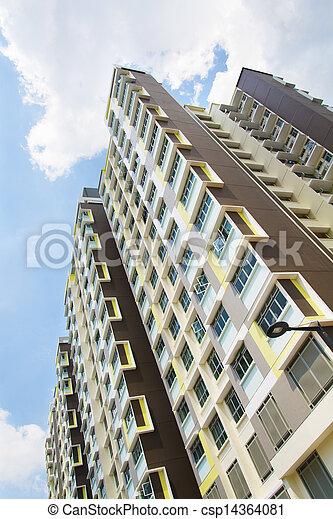 Singapore Government apartments - csp14364081