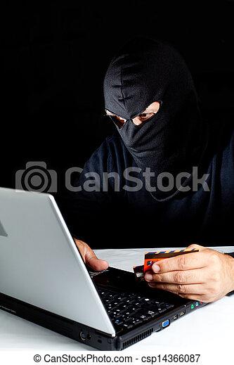 Data thief - csp14366087
