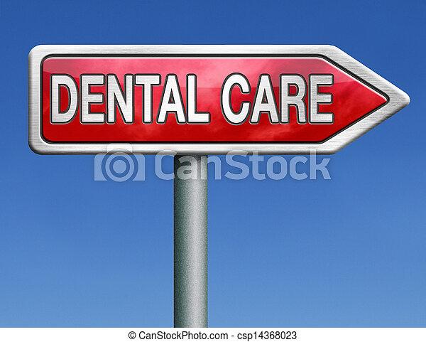 dental care - csp14368023