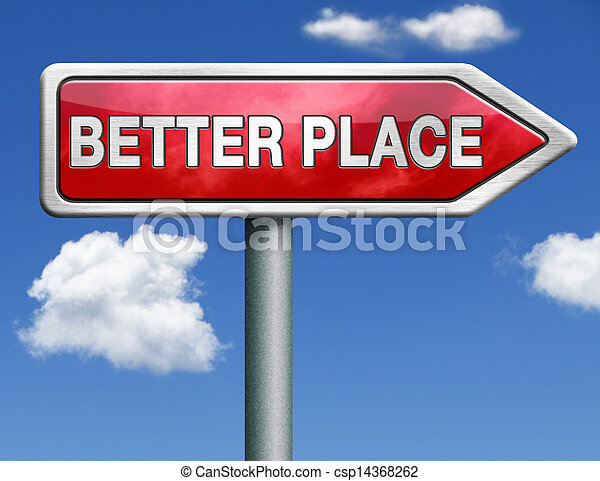 better place - csp14368262