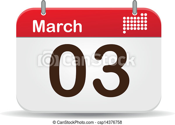 March Calendar,US National Anthem?s Day. csp14376758 - Search Clip Art ...