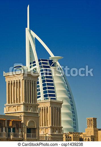 Burj Al Arab - csp1439238