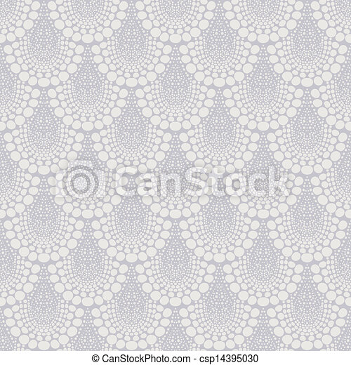Bold geometric pattern in art deco style - csp14395030