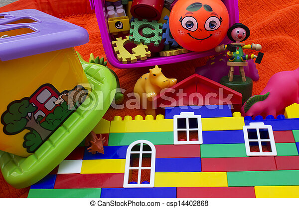 Spielzeuge - csp14402868