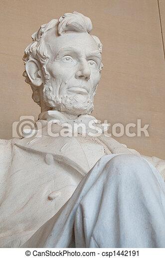 Lincoln Memorial - csp1442191