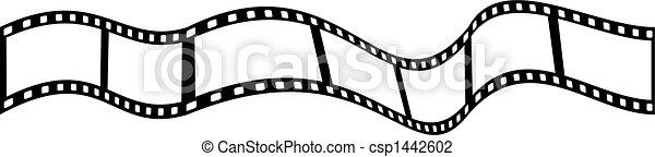 film strip - csp1442602