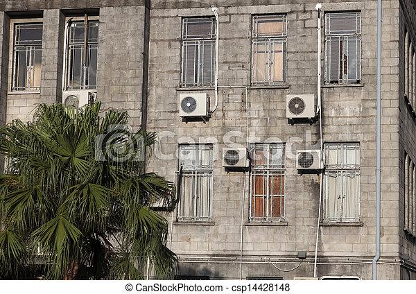 Government building in Suva - csp14428148