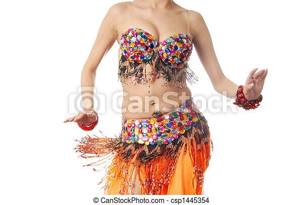 Dancing elegance - csp1445354