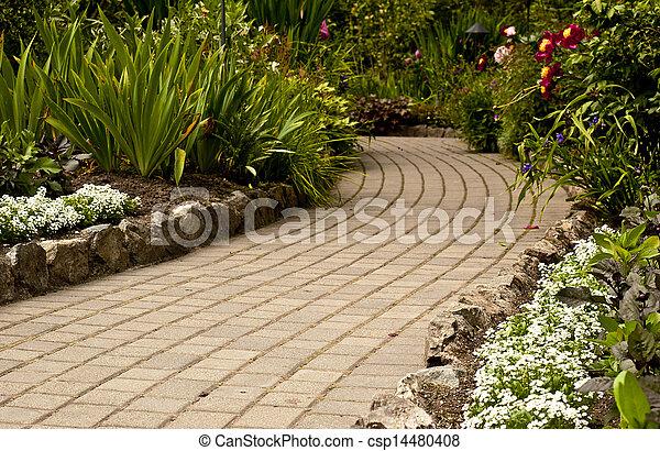 The Gentle Garden Path