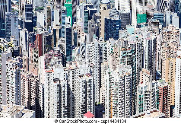 Residential building  - csp14484134