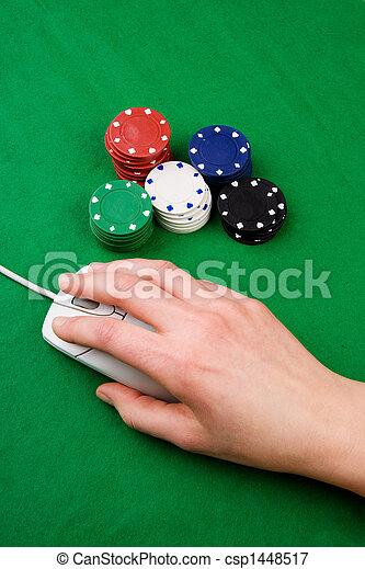 Online Gambling - csp1448517
