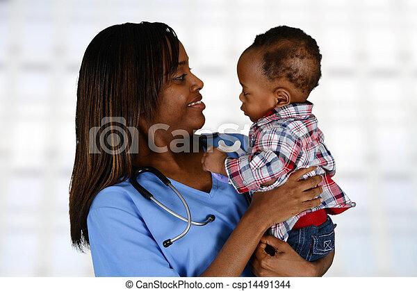 Nurse - csp14491344