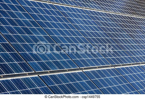 Photovoltaic Solar Panels - csp1449755