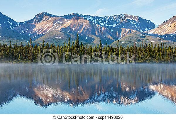 See,  Alaska - csp14498026