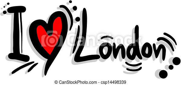 Love london Clipart Vector and Illustration. 353 Love london clip ...