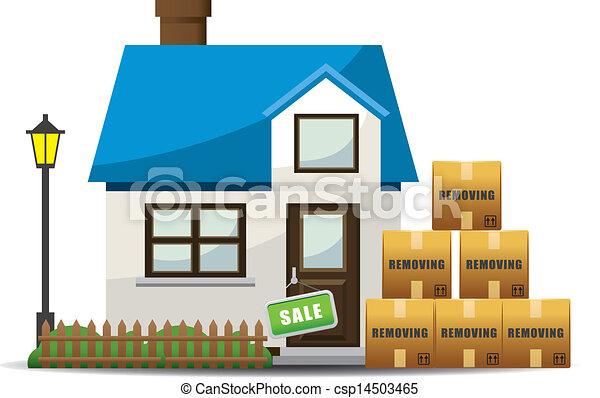 Clip Art Vector of Real Estate Vector Icon - Real Estate Vector ...