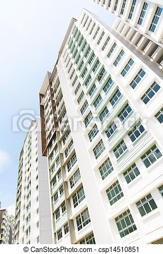 new Singapore Government apartments - csp14510851