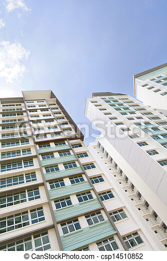new Singapore Government apartments - csp14510852