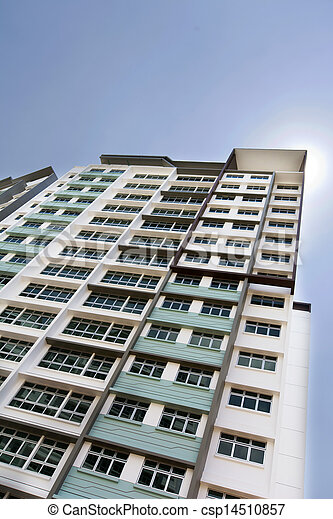 new Singapore Government apartments - csp14510857