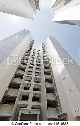 new Singapore Government apartments - csp14510865