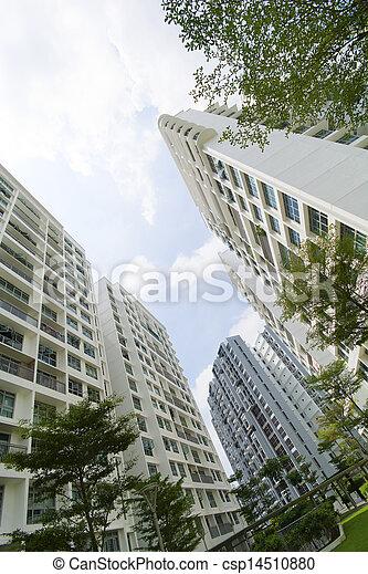 new Singapore Government apartments - csp14510880