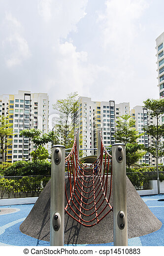 new Singapore Government apartments - csp14510883