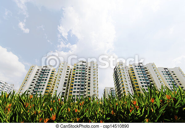 new Singapore Government apartments - csp14510890
