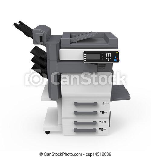 Office Multifunction Printer - csp14512036
