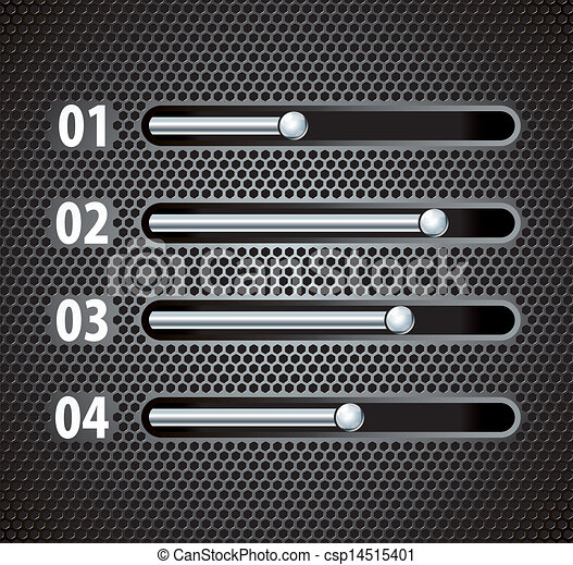 progress bar design template - csp14515401
