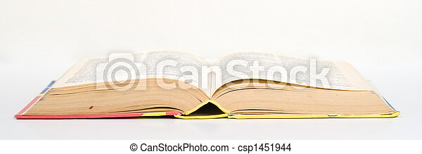 Open book - csp1451944