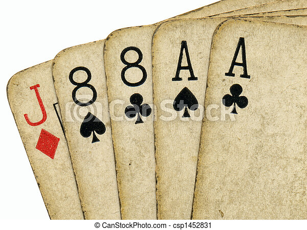 aces and eights dead mans hand history