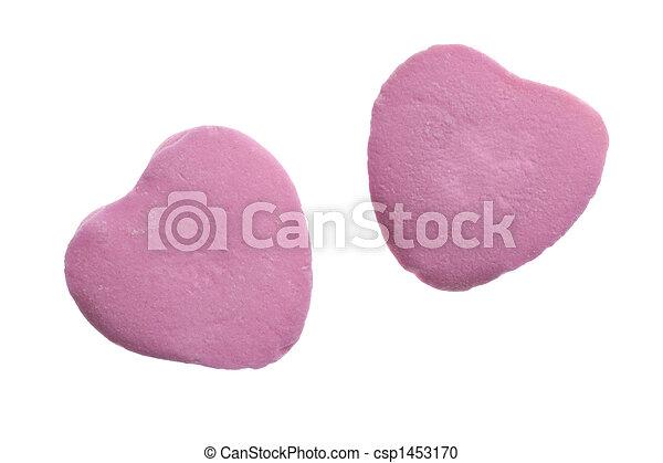 valentine\\\'s, jour, bonbon, il - csp1453170