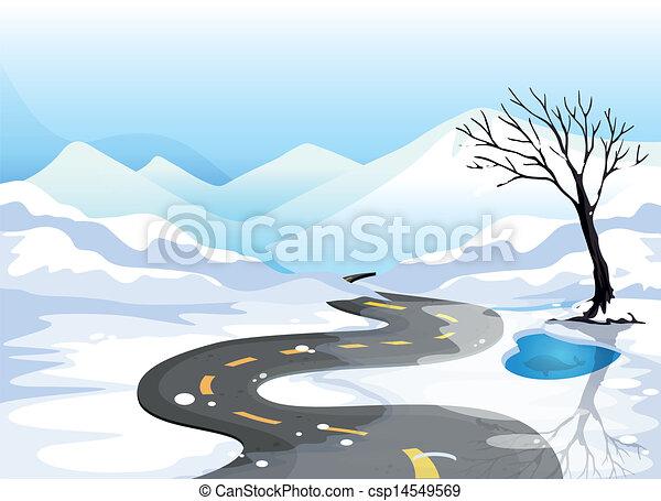 Long road Vector Clip Art Royalty Free. 6,056 Long road clipart ...