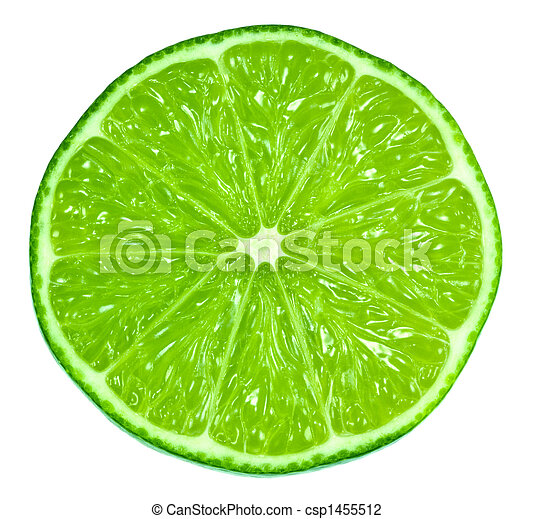 Green Limes - csp1455512