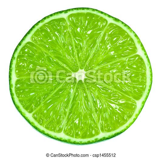 Green Limes - csp1455512