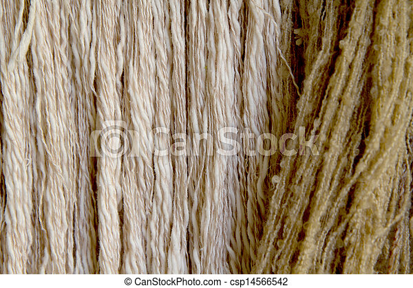 Texture of wool with colors, background