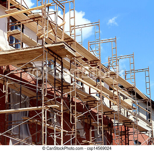 Residential Construction - csp14569024