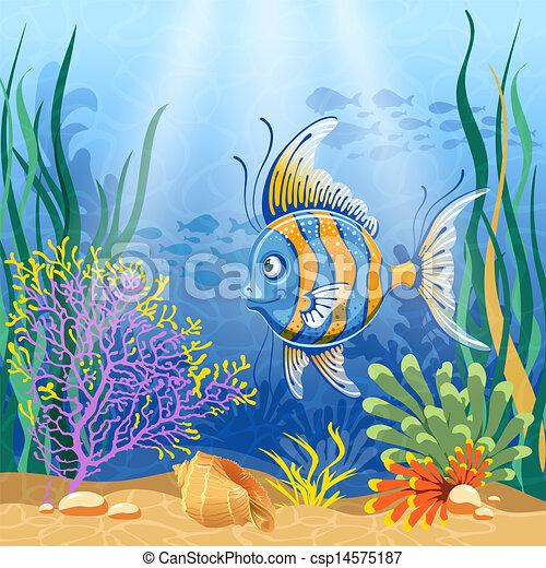 Underwater - csp145751...