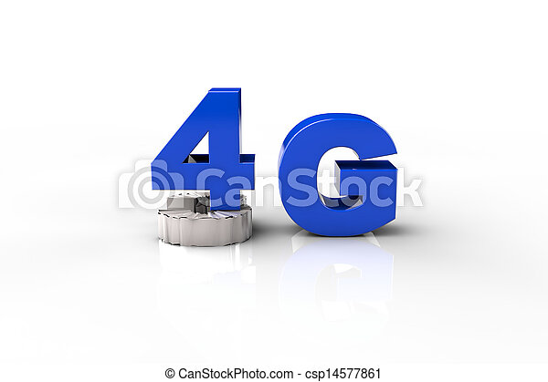 4G network text replacing 3G text - csp14577861