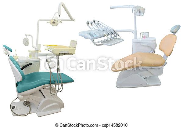 dental room - csp14582010