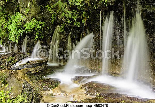 Los Chorros Waterfalls-Costa Rica - csp14583478