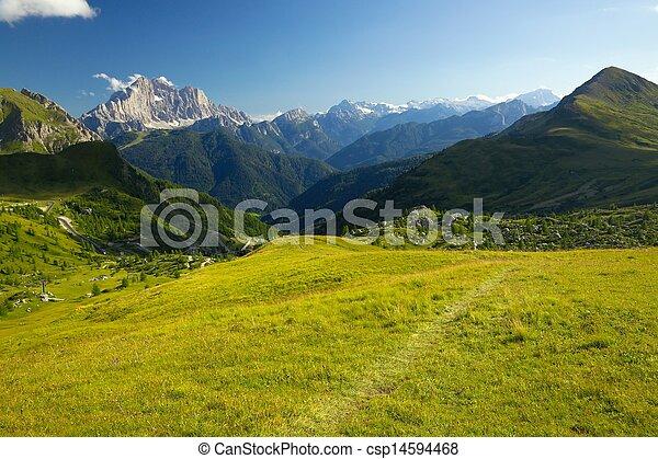 montagne - csp14594468