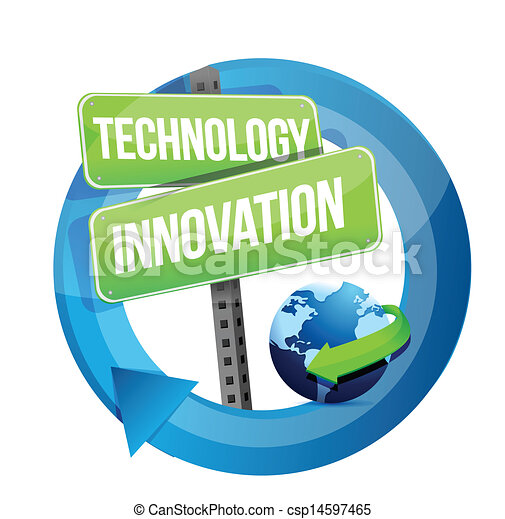 Technology Innovation Logo Vector Technology Innovation