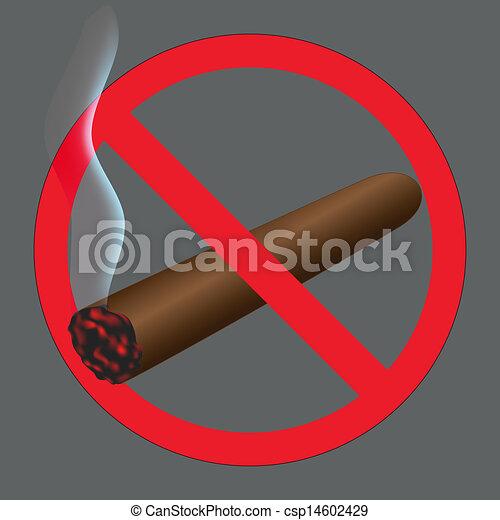 vector illustration of sign no smoke no smoking sign cigar clip art free cigar clip art border