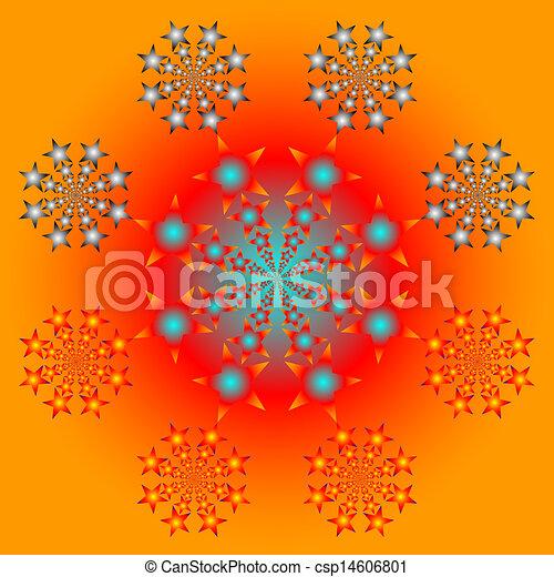 stock illustration von graue kugeln farbe abstrakt sternen zusammensetzung csp14606801. Black Bedroom Furniture Sets. Home Design Ideas