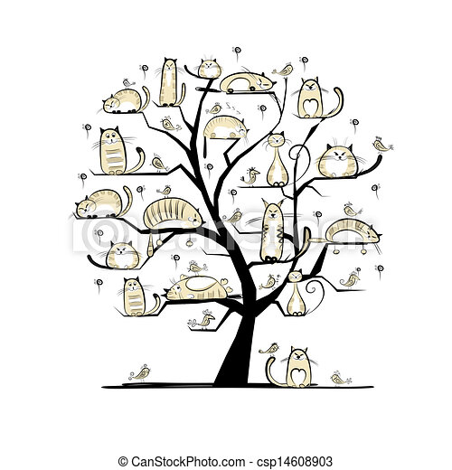 Cool Family Tree Drawings at Family Tree For Your
